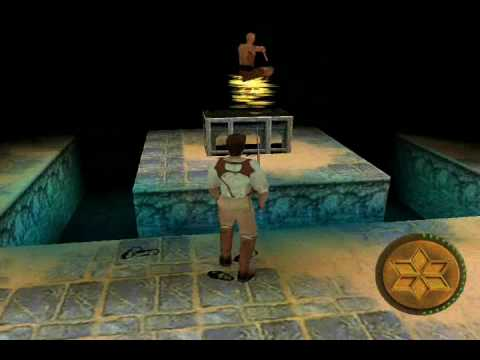 The Mummy Video Game: Chamber Of Anubis Level pt 1