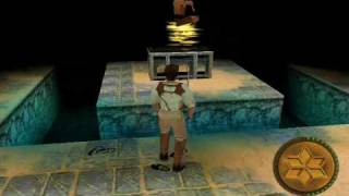 The Mummy (PC) Final level 15 Imhotep
