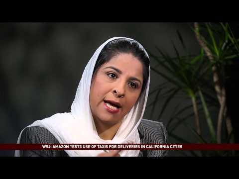 Nilofar Sakhi of Open Society Institute–Afghanistan discusses plight of Afghan youth