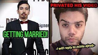 Taimoor Salahuddin Getting Married - Ducky Bhai And Mista Ajeeb Controversy - Muneeb Adil