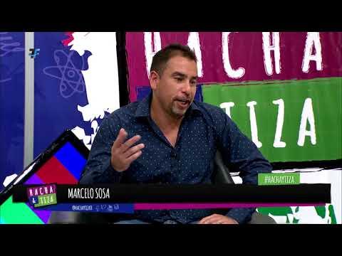 """Hacha y Tiza - Programa 12 - Marcelo """"Pato"""" Sosa - Temporada 2"""