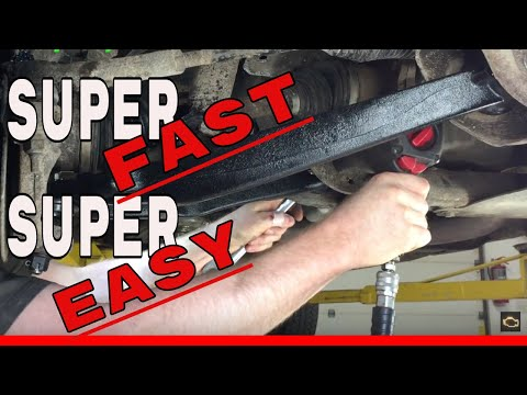 GMC Chevy Lower control arm replacement 2007 and newer-DROP EM LIKE THEY'RE HOT??
