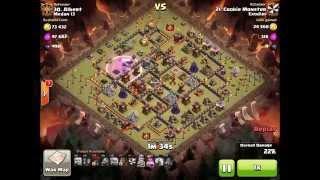 Clash of Clans | Exodias vs Medan 13 Elite Clan War | Exo 3 Star Attacks CoC