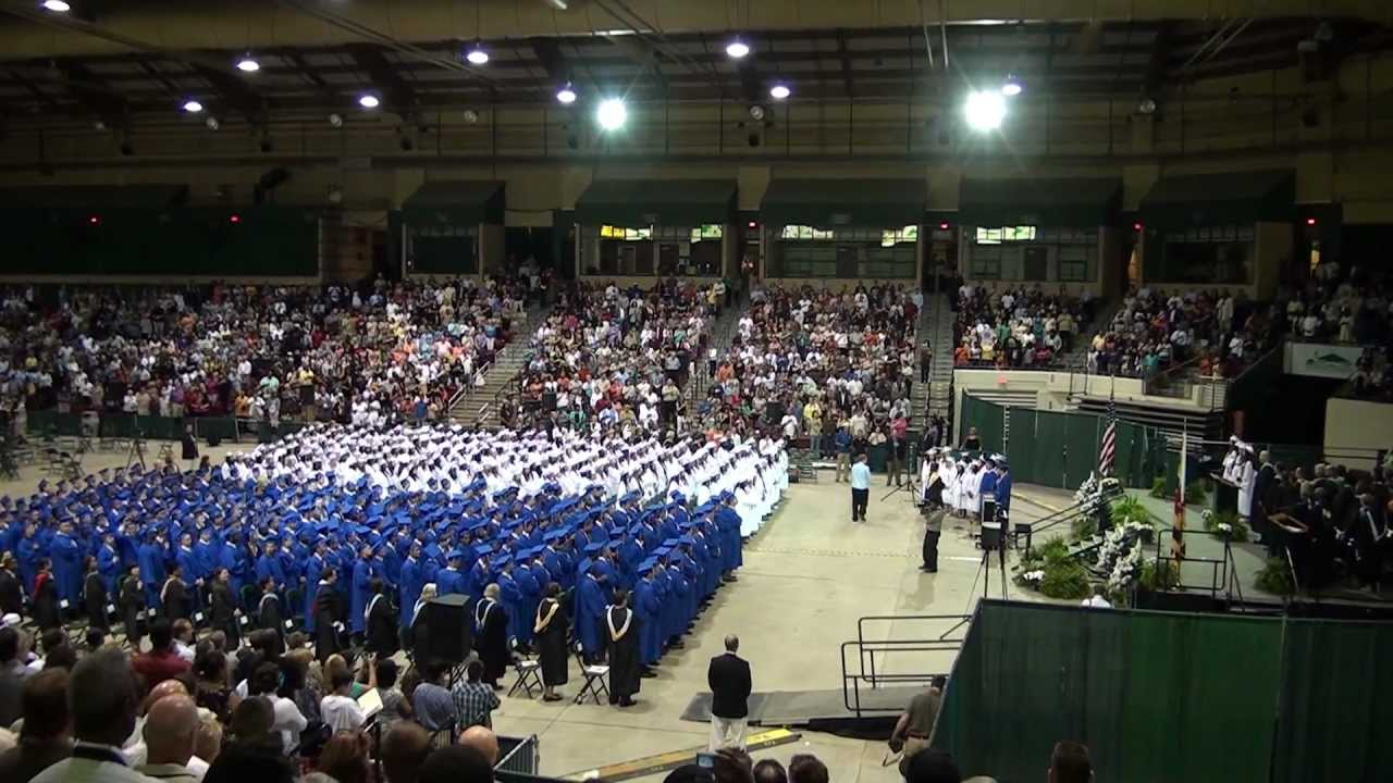 Old Mill High School Graduation Class Of 2012 Youtube