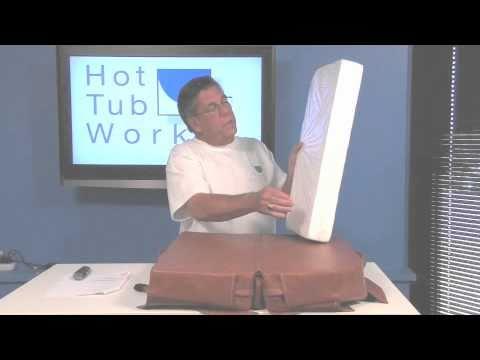 Hot Tub Covers - Disposing Of