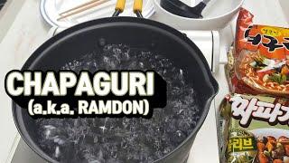 Official CHAPAGURI Recipe (feat. Chapaghetti, Neoguri) (a.k.a Ram-don, jjapaguri)
