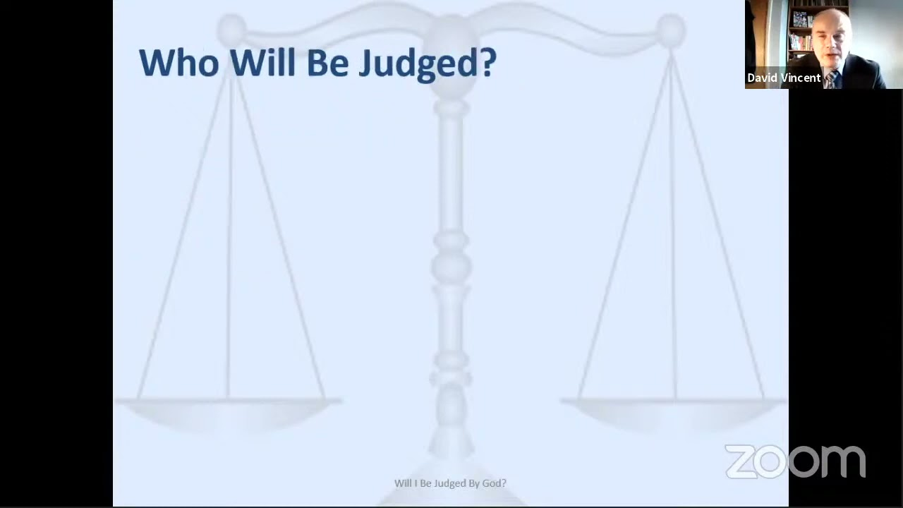 Will I be judged by God?
