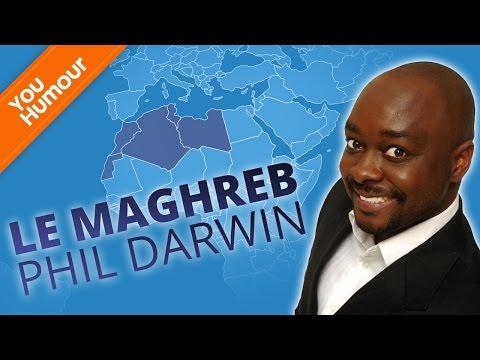 PHIL DARWIN - Le Maghreb