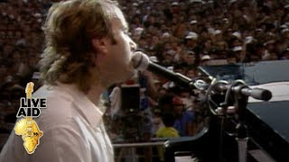 Phil Collins - In The Air Tonight (Live Aid 1985)