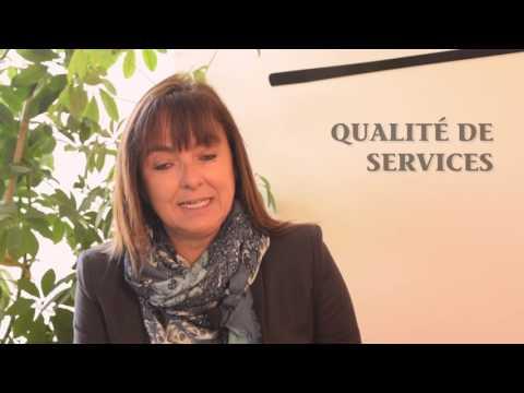 Mme Martin-Grand Présidente de l'Opac38