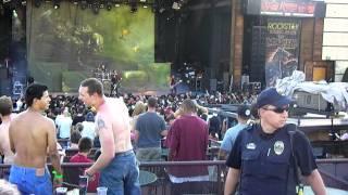 Machine Head - Halo @ Mayhem Fest  - Denver, CO July 17, 2011