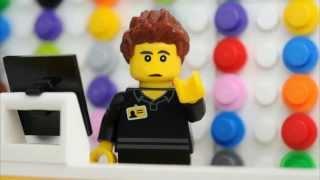Как снять лего мультик?! Видео урок #1.Основы.