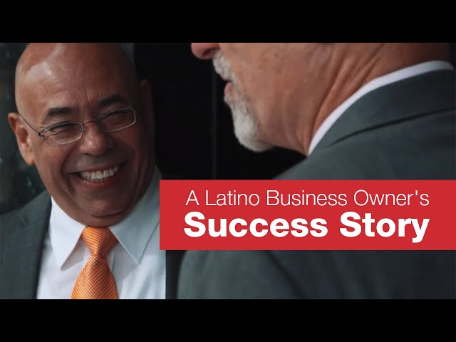 A Latino Business Owner's Success Story: Fulfilling an American Dream