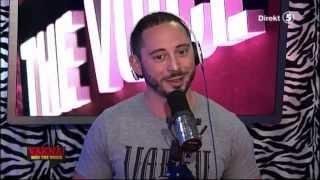 Matias Varela fick sparken från TV-serie - VAKNA! med The Voice