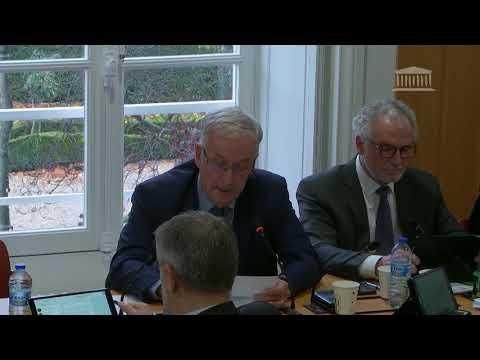 Commission des lois : étude d'une proposition de loi