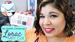 The Palette Challenge: Lorac Mint Coll Thumbnail