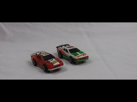Quick Tip: How To Test A Toy Slot Car Motor Without A Track Really Works