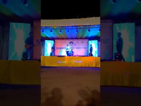 Golbazar art fest jabalpur 2017  jo bheji thi dua