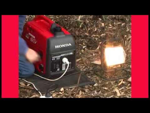 Honda EU20i Inverter Generator - Generator Store