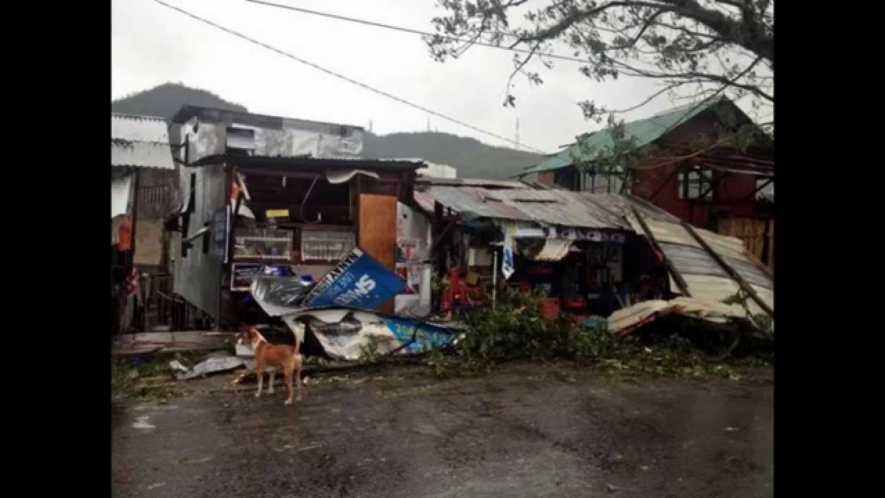 Typhoon Ruby  Signal Number 2 In Manila Latest Update
