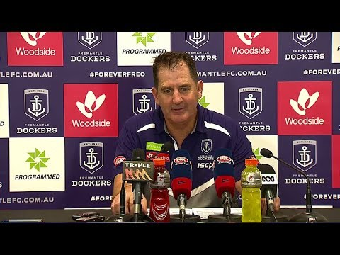 Lyon post-match Q&A: Rd 1 v Port Adelaide