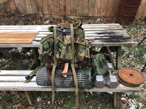 5x5 Bushfit Kit