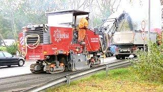 Strassenfräse Wirtgen W200i / Cold milling machine Wirtgen W200i