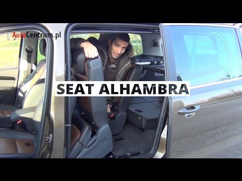 seat alhambra 2 0 tdi 2013 test 023 youtube. Black Bedroom Furniture Sets. Home Design Ideas
