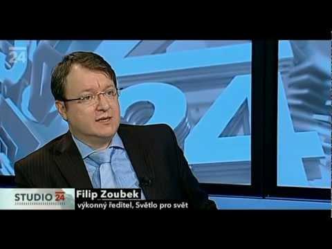 Světlo pro svět ČT24 13.10.2011