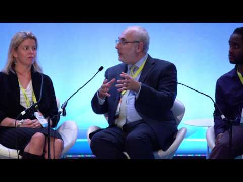 Financial Trends You Can't Ignore  @ Digital Money Forum CES 2017