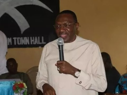 My government will be for the people, not for me - Senator Andy Uba