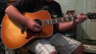 Timing Is Everything by Garrett Hedlund Guitar Cover