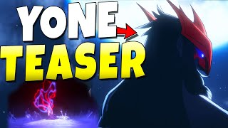 NEW YONE TEASER!!!! Abilities Teased??? - League of Legends