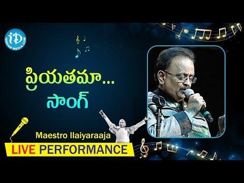 Priyathamma Song - Maestro Ilaiyaraaja Music Concert 2013 - Telugu - New Jersey, USA