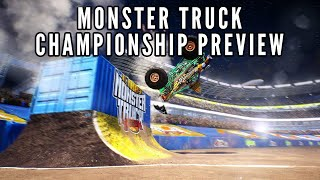 Monster Truck Championship preview: 5 THINGS worth knowing