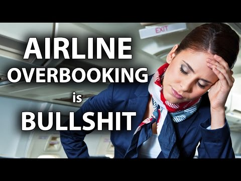 United Airlines Dragging Man Off Overbooked Flight is Bullshit