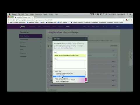 JazzHR | Starter Admin Training