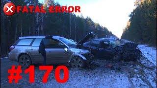 🚘🇷🇺[ONLY NEW] Russian Car Crash Compilation (12 November 2018) #169
