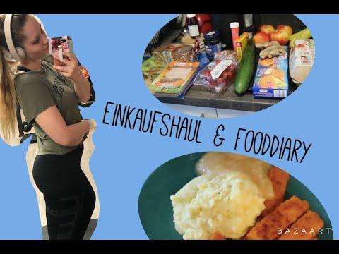 Einkaufshaul & Fooddiary | Erähungsumstellung | Diät