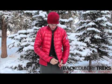 Canada Goose montebello parka sale official - Canada Goose Hybridge Lite Jacket - YouTube
