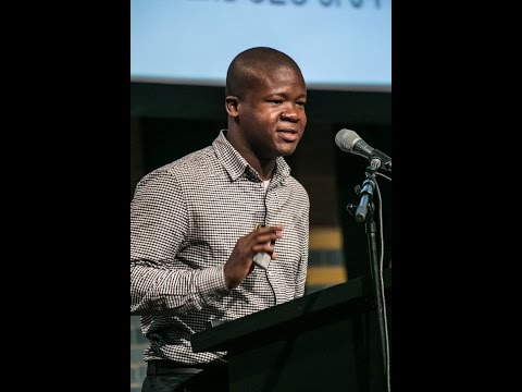 SPARK: Keynote by Mahmud Johnson (JPalm Liberia), IGNITE 2016