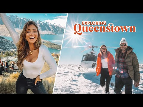 The ULTIMATE adventure holiday | Our Queenstown Vacation Travel Guide