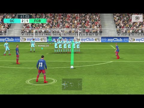 Pes 2018 Pro Evolution Soccer Android Gameplay #22
