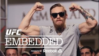 UFC 189 Embedded: Vlog Series - Episode 8
