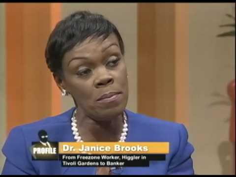 Dr. Janice Brooks - Profile - July 2 2017