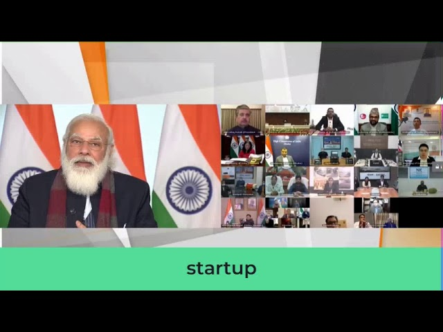 PM Modi @ 'Prarambh : Startup India International Summit'