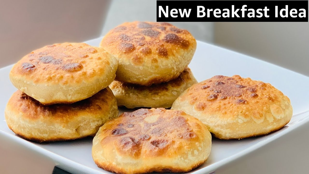 Bored Of Same Old Breakfast Recipes Try This Unique Quick And Easy Breakfast Recipe New Ideas Youtube