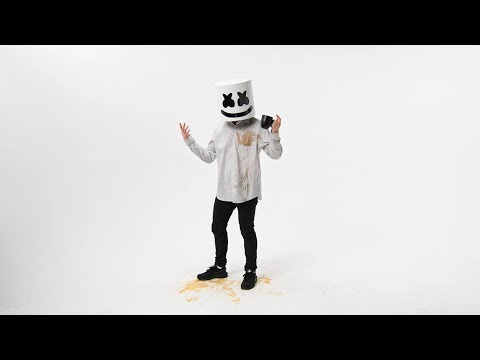 Marshmello How To: Remove a Coffee Stain