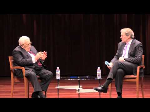 Henry Kissinger in Conversation with Charlie Rose