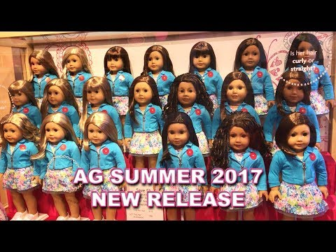 American Girl Summer 2017 New Release New Truly Me Grand Hotel Gabriela Loft Bed